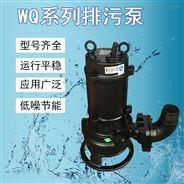 80WQ40-45-11鑄鐵污物污水潛水泵廢水處理