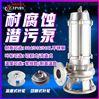 潜水泵污水304排污泵 全不锈钢抽水泵