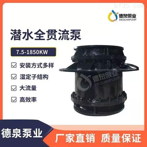 湖北湿式泵闸设备|全贯流闸门泵|一体化泵闸