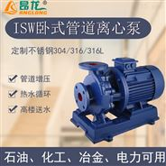 ISW熱水冷卻水增壓循環無噪音管道離心泵