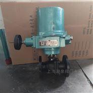 配QMB9-1矿用电动装置127V煤安防爆电动球阀