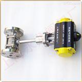 DQ641F-25P液体二氧化碳气动低温球阀
