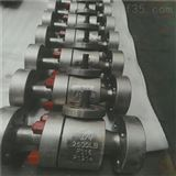Q941N电动高温高压锻压球阀