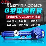 供應G型濃漿轉子泵 建筑污水污泥壓濾機水泵