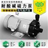 美宝耐酸碱腐蚀小型卧式磁力驱动泵