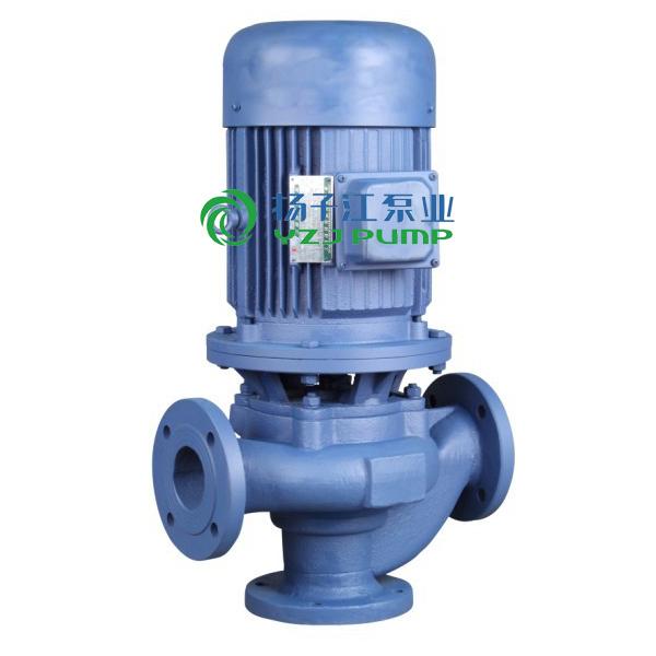GW型管道排污泵|防爆管道式无堵塞排污泵